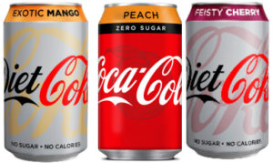 Coca Cola Neuheiten 2018