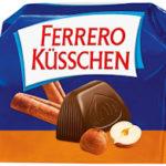 Ferrero Winter Küsschen einzell