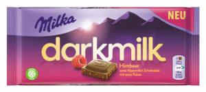 Milka darkmilk Himbeer 7622210964007