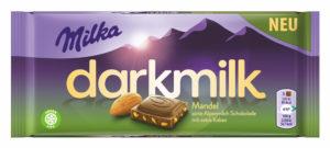Milka darkmilk Mandel 7622210963994
