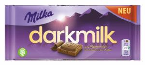 Milka darkmilk dunkle Alpenmilch 7622210963956