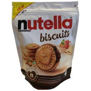nutella biscuits Feerrero