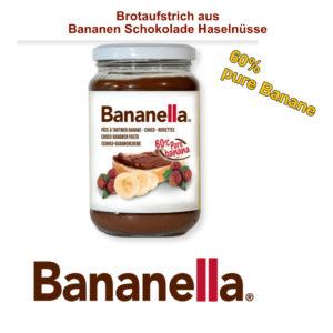 Bananella Brotaufstrich