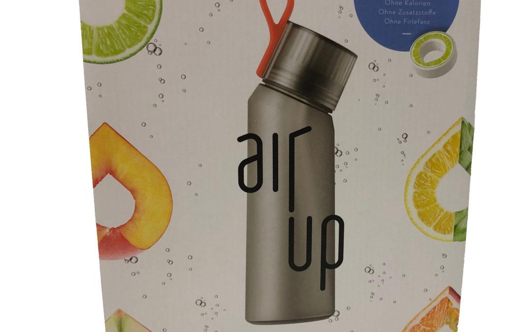 airup Starter Set – Wasser mit Geruch aromatisieren