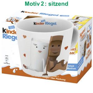 Kinder Riegel Sammeltasse Motiv 2