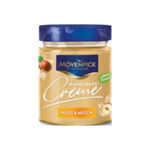 Mövenpick Haselnuss Creme Nuss & Milch