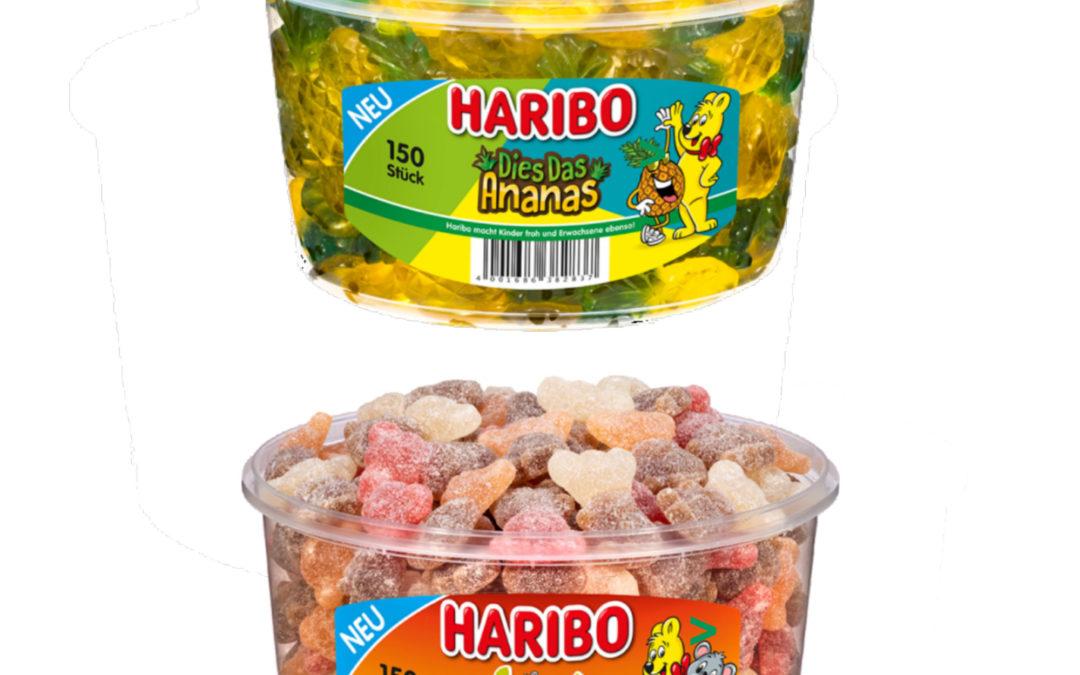 Haribo Dies das Ananas & Haribo KOLAlas