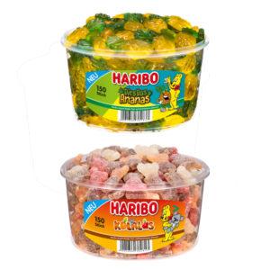 Haribo Ananas & Haribo KOLAlas