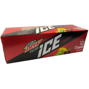 Mountain Dew ICE Cherry
