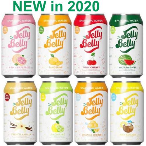 Jelly Belly aromatisiertes Wasser