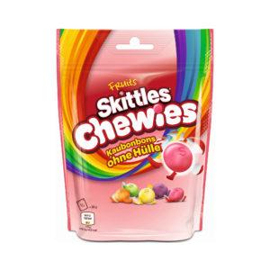Skittles Chewies - Der Klassiker ohne Schale