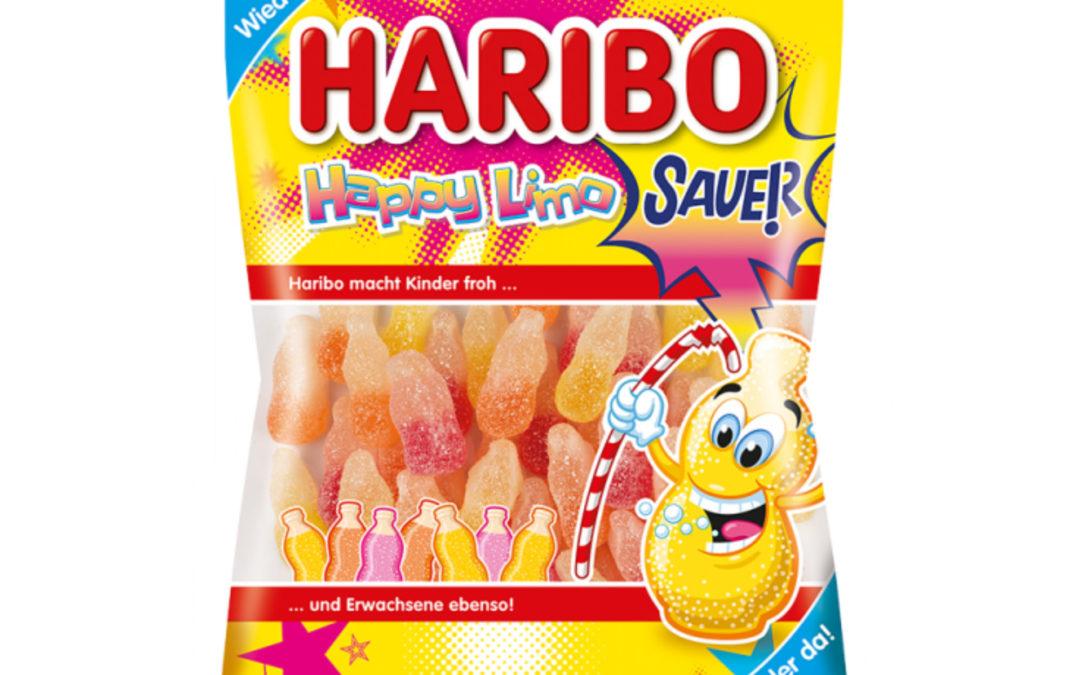 Haribo Happy Limo Sauer sind wieder da!