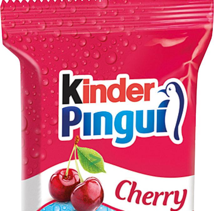 kinder Pingui Cherry