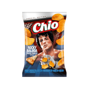 Chio Chips Special Edition Rocky Balboa - Pizza Philly Style