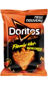 Doritos Flamin 'Hot Nacho Cheese