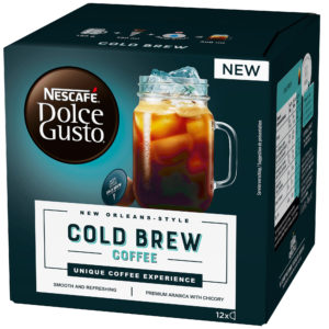 New Orleans Cold Brew Coffee Packung