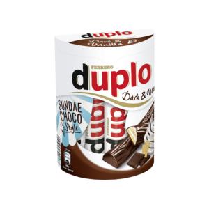 duplo Vanilla Sundae von Ferrero 8000500356975 10er