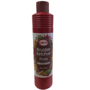 Gewürz Ketchup Erdnuss