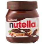 nutella cocoa 350g Glas