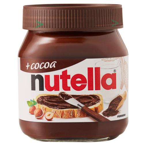 nutella cocoa ist endlich da …