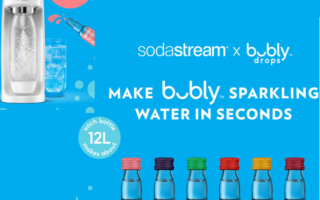 bubly drops™ for Sodastream