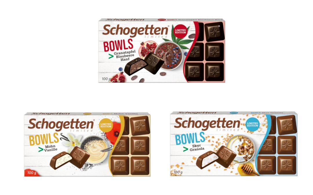 Schogetten Bowls Limited Edition