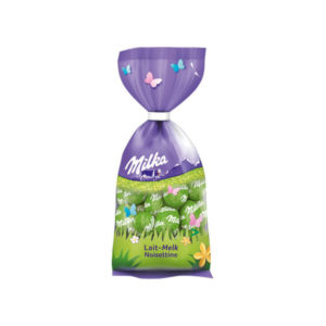 Milka Schokoladen Eier Ostern 2021 Lait-Melk Noisettine