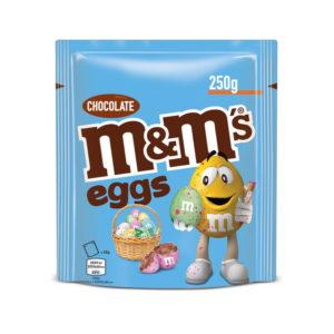 M&M's Choco Eggs (250g Beutel) 5900951275050
