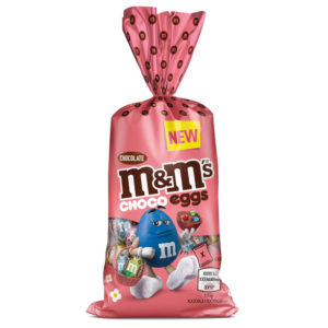 M&M's Choco Moulded Eggs 2021 5000159533683