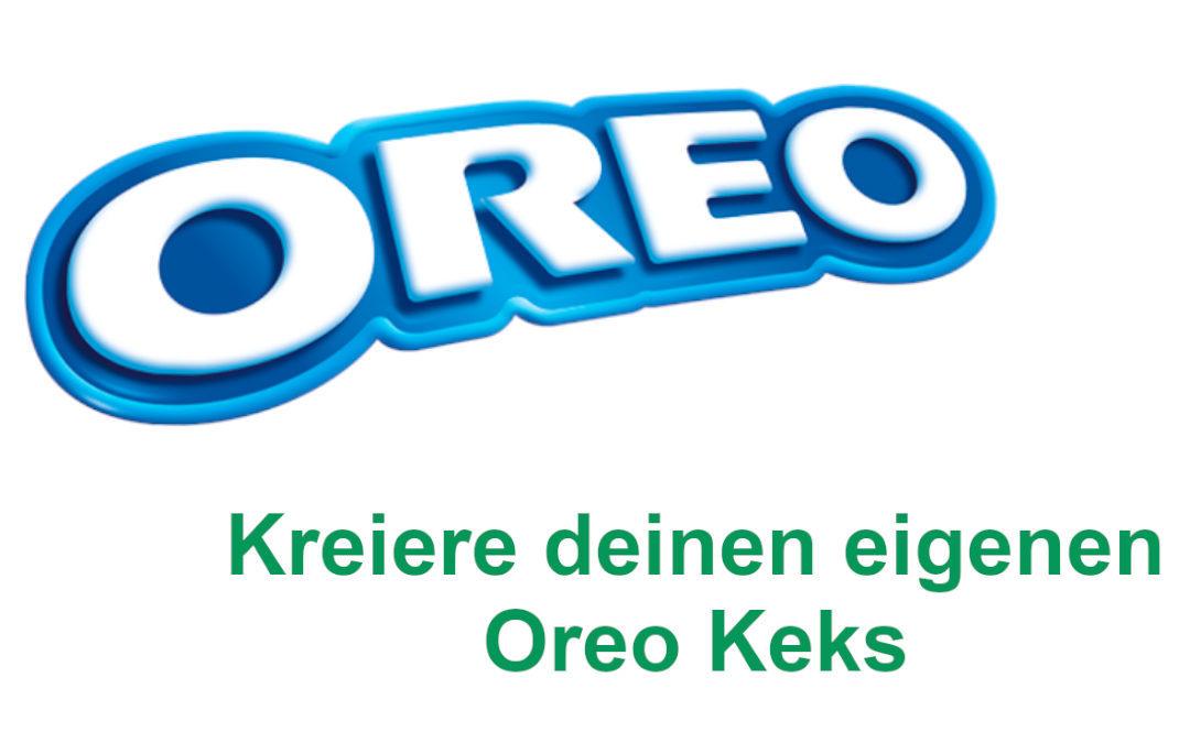 OREOiD – Kreiere deinen eigenen Oreo Keks