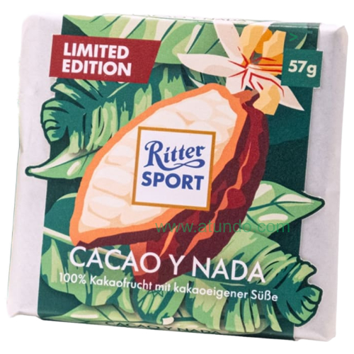 Ritter Sport Cacao y Nada – limited Edition