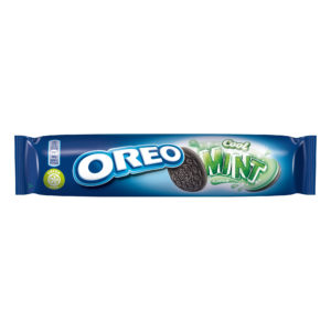 oreo cool mint flavour ende mai 2021 Limited Edition
