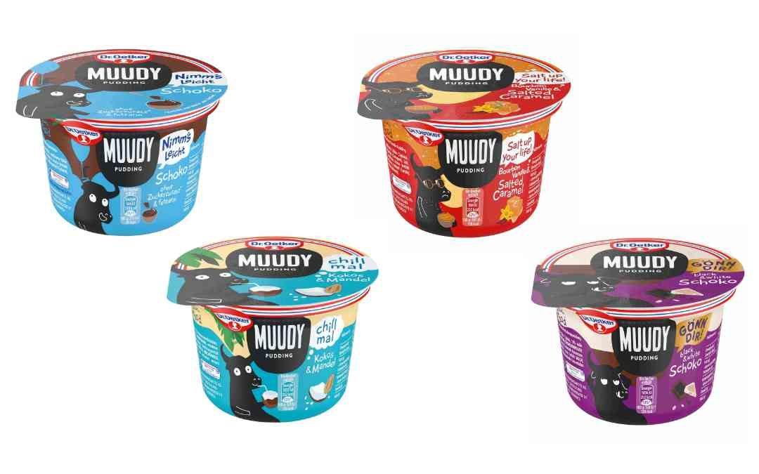 Dr. Oetker Muudy Pudding