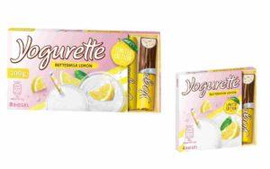 Yogurette Zitrone Banner Limited Edition