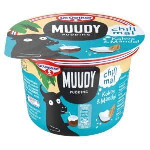 Muudy Pudding Kokos & Mandel