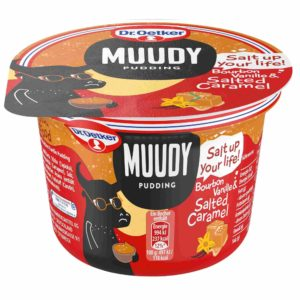 Muudy Pudding Salted Caramel