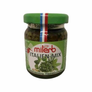 Milerb Italien Mix Kräuterzubereitung glas