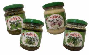 milerb Kräuter-Mischungen provence italien basilikum dill kraut mischungsalat mix