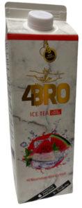 4Bro red Crash Wassermelone Minze