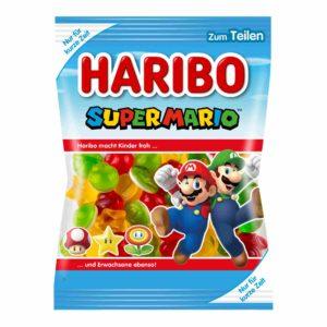 Super Mario Haribo Fruchtgummi