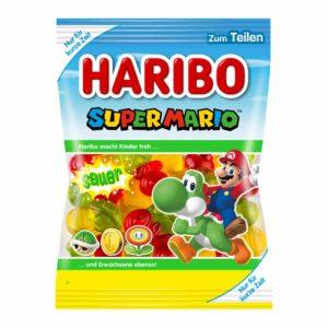 Super Mario Haribo Fruchtgummi Sauer