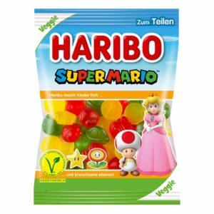 Super Mario Haribo Fruchtgummi Veggie