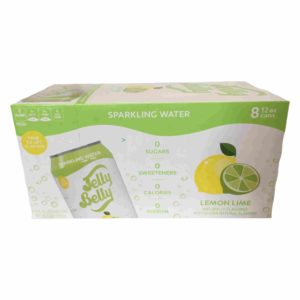 Jelly Belly Sparkling Water Lemon Lime USA