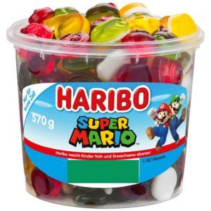 Super Mario Rund Dose