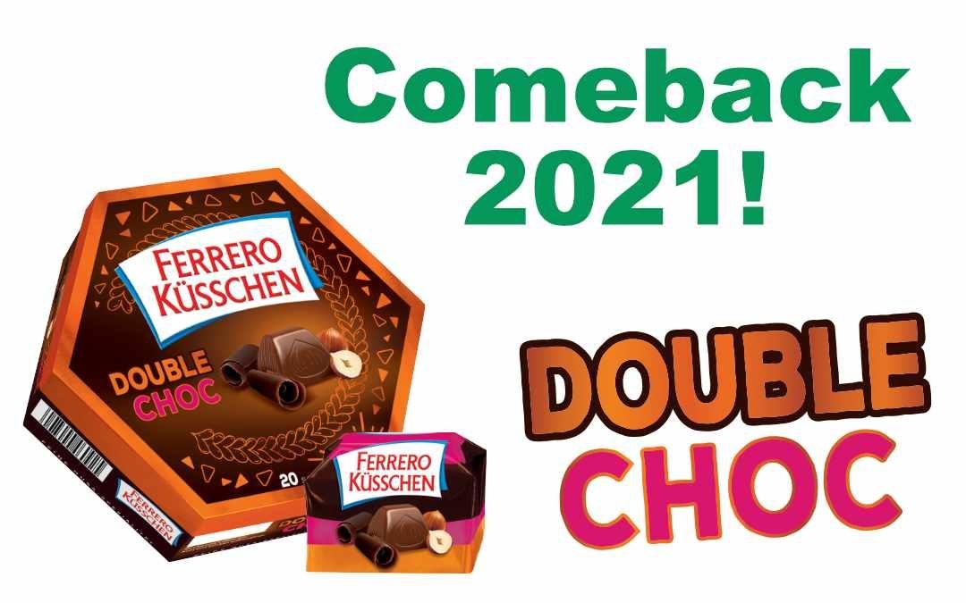 Ferrero Double Choc Comeback