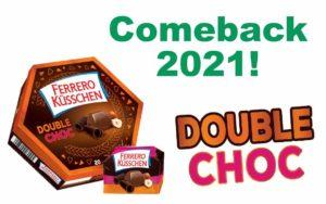 Ferrero Küsschen Double Choc