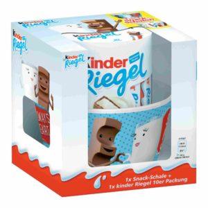 Ferrero Kinder Snackschale Motiv Verpackung Packung Stück 10 Schale