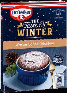 The Taste Of Winter Warme Schokoküchlein