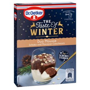 The Winter Of Taste Duo Mousse