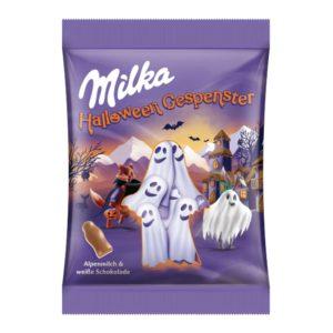 Milka Halloween Gespenster 120g Packung